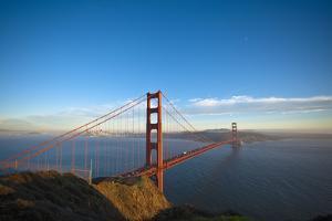 Golden Gate Bridge by rebelml