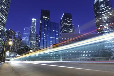 Traffic through Los Angeles by rebelml