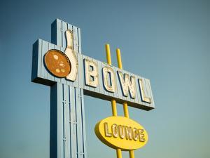 Vintage Bowl IV by Recapturist