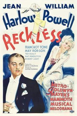 Reckless [1935], Directed by Victor Fleming.