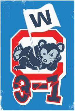 Reclining 3-1 W Bear Cub