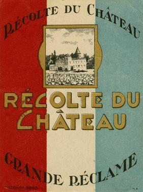 Recolte Du Chateau
