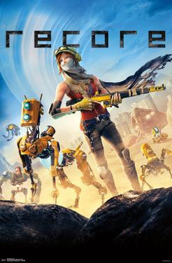 Recore- Key Art