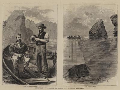 Recovery of Treasure on Board the Hamilla Mitchell