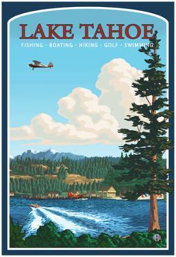 Recreation, Lake Tahoe, California