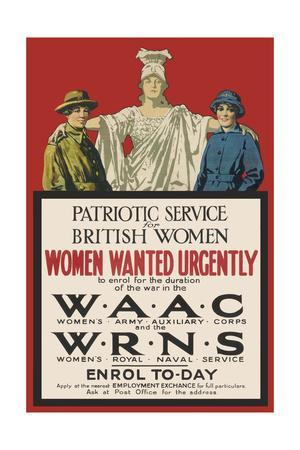 https://imgc.allpostersimages.com/img/posters/recruitment-poster-for-the-waac-and-wrns_u-L-PS2G0B0.jpg?artPerspective=n