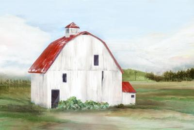 Red Barn I by Isabelle Z