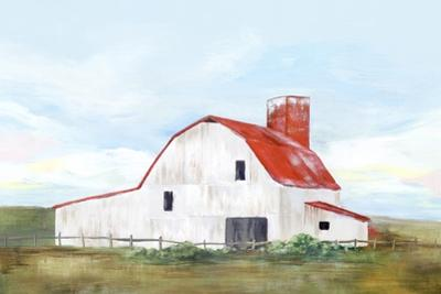 Red Barn II by Isabelle Z