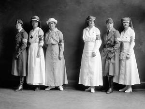 Red Cross Corps, C1920