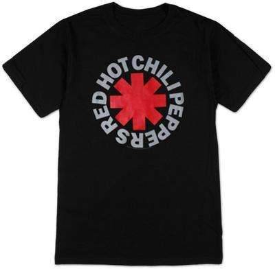 Red Hot Chili Peppers - Asterisk Logo