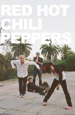 Red Hot Chili Peppers - Band