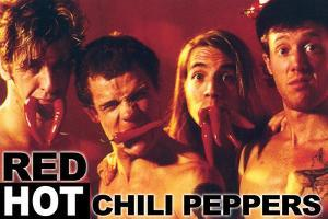 Red Hot Chili Peppers- Peppers