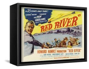 Red River, 1948