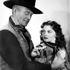 Red River, John Wayne, Joanne Dru, 1948