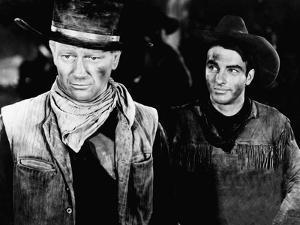 Red River, John Wayne, Montgomery Clift, 1948