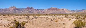 Red Rock Canyon Near Las Vegas, Nevada, USA