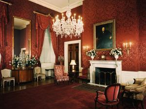 Red Room of White House
