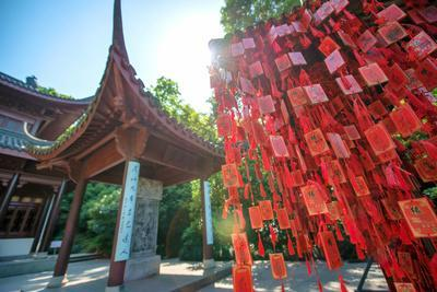 https://imgc.allpostersimages.com/img/posters/red-wooden-traditional-chinese-good-luck-charms-and-pagoda-in-background-hangzhou-zhejiang-china_u-L-PWFF1V0.jpg?p=0