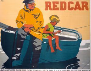 Redcar, LNER, c.1932