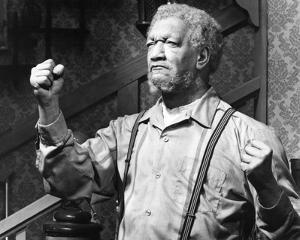 Redd Foxx, Sanford and Son (1972)