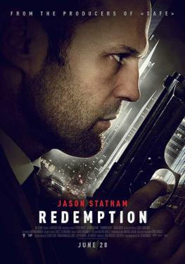 Redemption (Jason Statham, Agata Buzek, Vicky McClure) Movie Poster