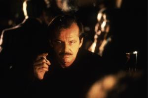 REDS, 1981 directed by WARREN BEATTY Jack Nicholson (photo)