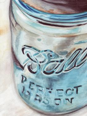 Mason Jar I by Redstreake