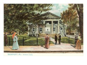 Redwood Library, Newport, Rhode Island