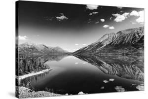 Reflections, Lake Tutshi, British Columbia