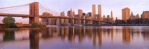 Reflections Of Manhattan