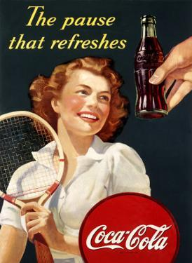 Refreshing Pause, Coca-Cola