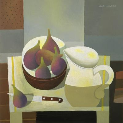 Still Life with Figs, 1998