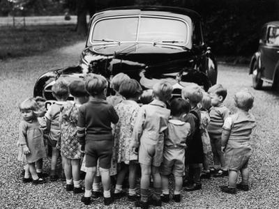 Nosey Kids by Reg Speller