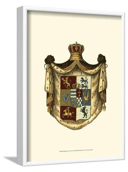 Regal Crest I--Framed Art Print