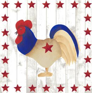 Americana Animals I by Regina Moore