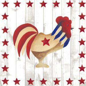 Americana Animals II by Regina Moore
