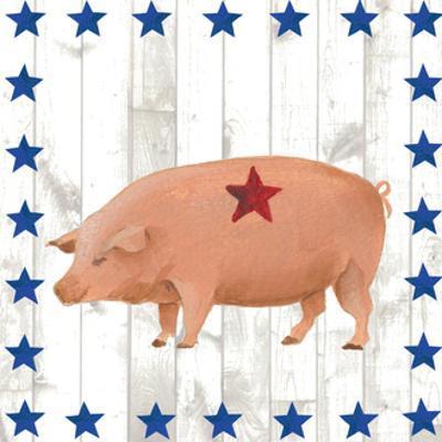 Americana Animals IV by Regina Moore