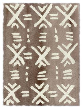 Ancestral Marks VII by Regina Moore