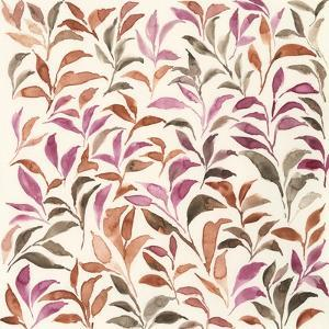 Autumn Fronds I by Regina Moore
