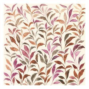 Autumn Fronds II by Regina Moore