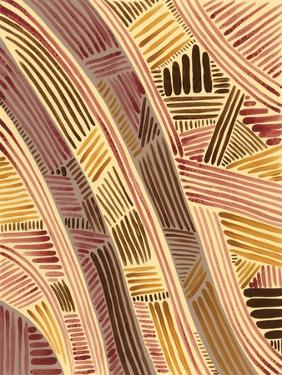 Bands of Pattern I by Regina Moore