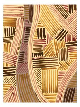 Bands of Pattern II by Regina Moore