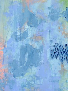 Colored Bleu I by Regina Moore