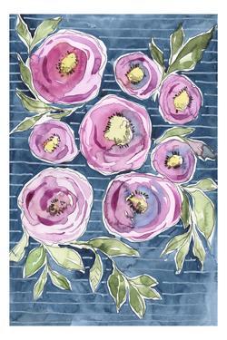 Floral Radiance I by Regina Moore