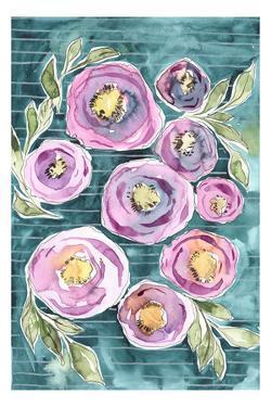 Floral Radiance II by Regina Moore