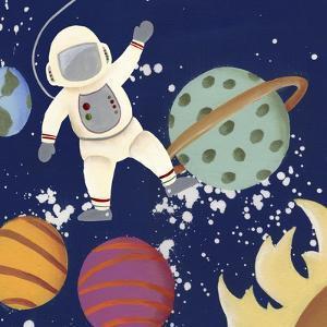 Future Space Explorer I by Regina Moore