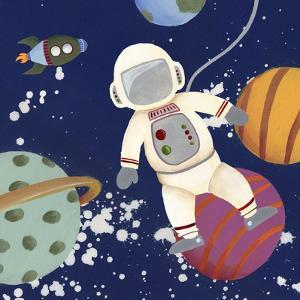Future Space Explorer II by Regina Moore