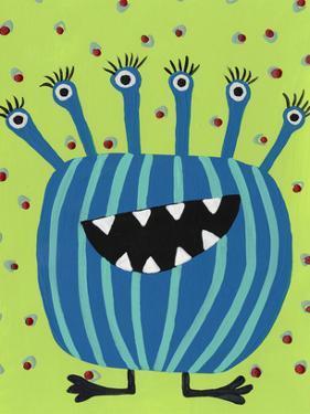 Happy Creatures II by Regina Moore