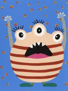 Happy Creatures IV by Regina Moore