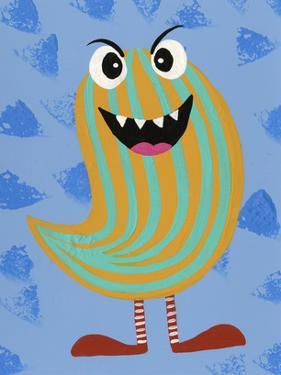 Happy Creatures IX by Regina Moore